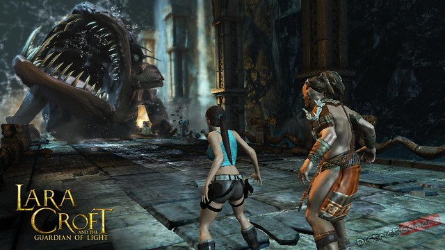 Lara Croft and the Guardian of Light 1