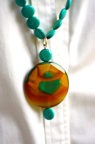 Ann Ellington Wagner designed necklace