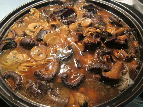 Seasoning of Bak Kut Teh
