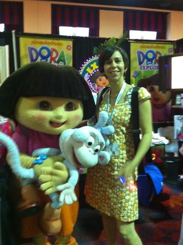 With Dora
