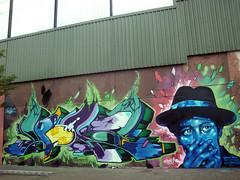 Belfast, Meeting Of Styles 2010 (Rmer1.com) Tags: uk ireland art wales graffiti mural belfast styles aerosol cruel hoxe rmer vapours rammellzee meetingof