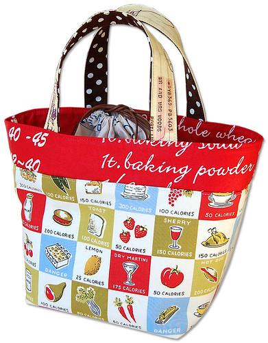 Lunch Bag - tutorial coming soon ;)