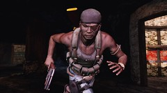 UNCHARTED 2 Multiplayer Skins: Dillion