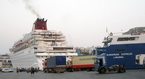 Pepreus port