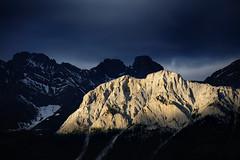 Tombstone Mountain (Tom Stoncel) Tags: rockies nikon canadian alberta peterlougheedprovincialpark lowerkananaskislake d700 tomstoncel 70200mm28vrii
