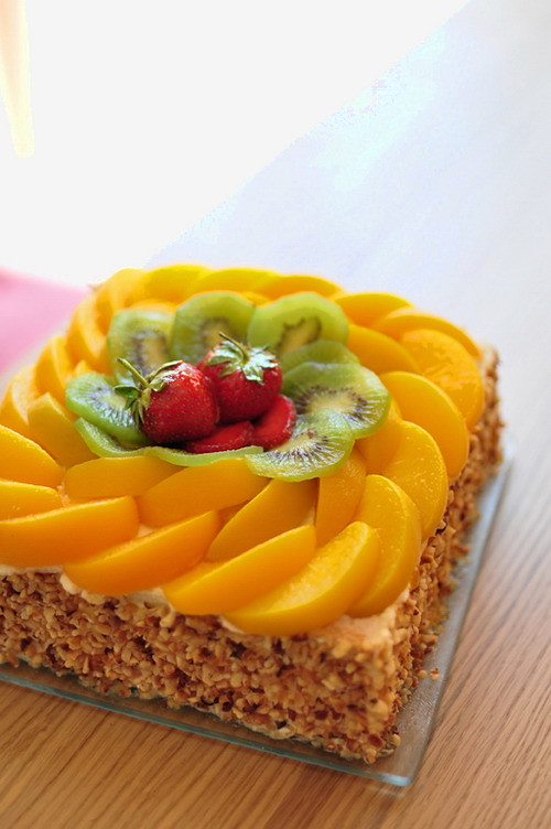 Fruit Shortcake by Eric Chong