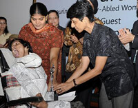 10 differently abled women achievers