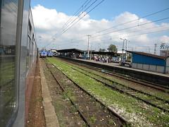 Warszawa Wschodnia train station (Timon91) Tags: station train poland railway stop warsaw warszawa warszawawschodnia trainamsterdammoscow