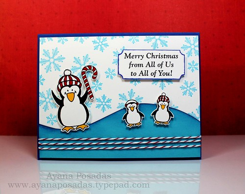 Holiday Penguins (1)