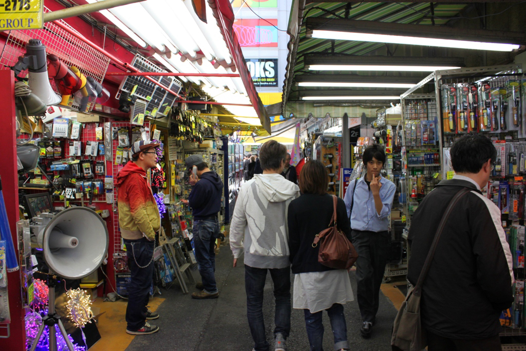 The art of the walk for gastronome in Kanda (69)