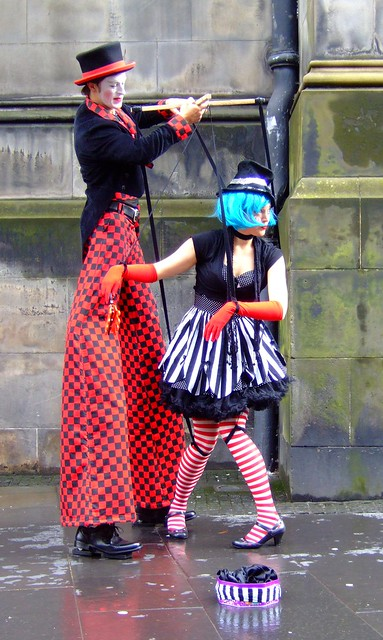 Fringe 2010 - like a puppet on a string 08