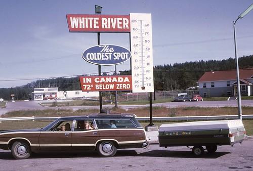 White River Ontario Canada