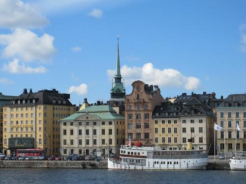 Eurotrip 2010: Stockholm