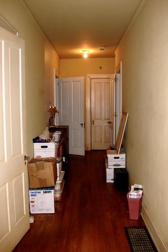 hallway -before