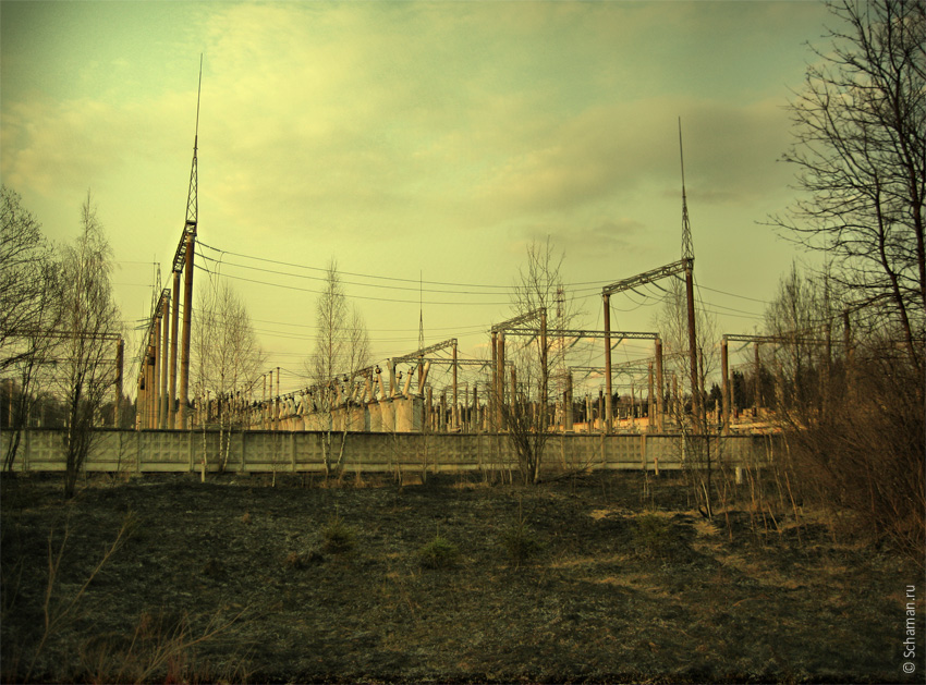 Электроподстанция на Шаман.ру