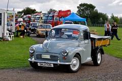Big Wheels Car Show (Martin Pettitt) Tags: show summer classic car suffolk pickup morris minor bigwheels 1000 2010 stonhambarns nikond90 afsdxvrzoomnikkor18105mmf3556ged