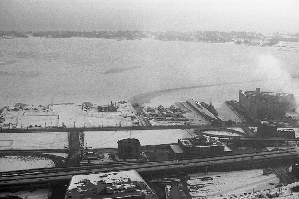 Toronto Ferry Docks
