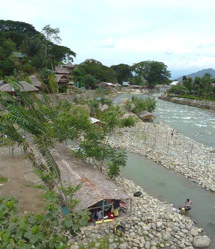 Bukit Lawang - Rivière (10)