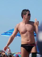 IMG_5048 (DaViGR) Tags: people men beach miami speedo sunga