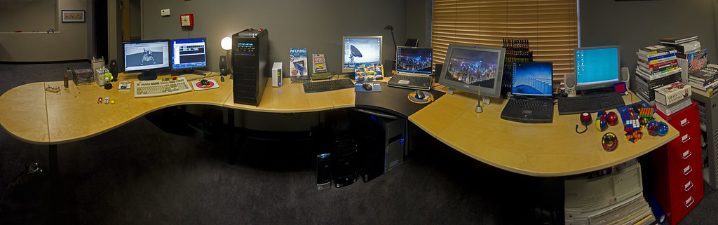 Workstation Panorama