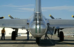 Cheyenne Modification (Ken's Aviation) Tags: texas airshow b17 elpaso boeing flyingfortress sentimentaljourney amigoairsho 4483514 n9323z