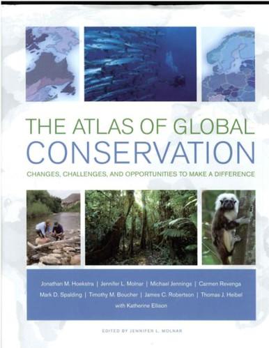 Atlas de la Conservación Global