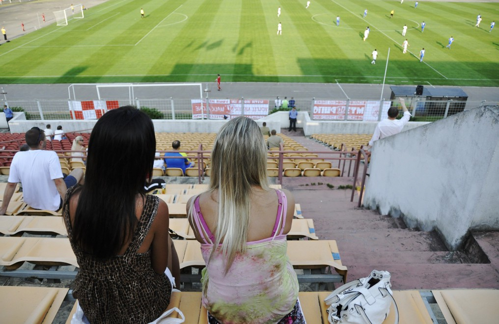Partizan Minsk gegen FK Minsk
