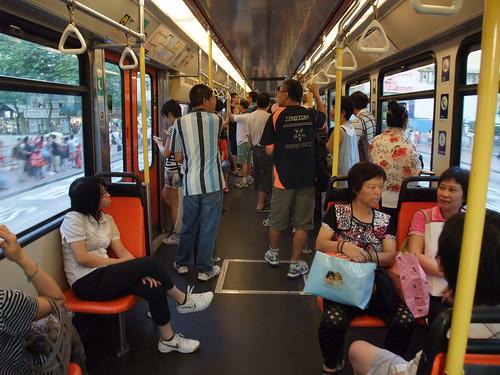 軽鉄 香港