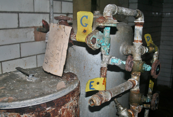 More interesting pipework