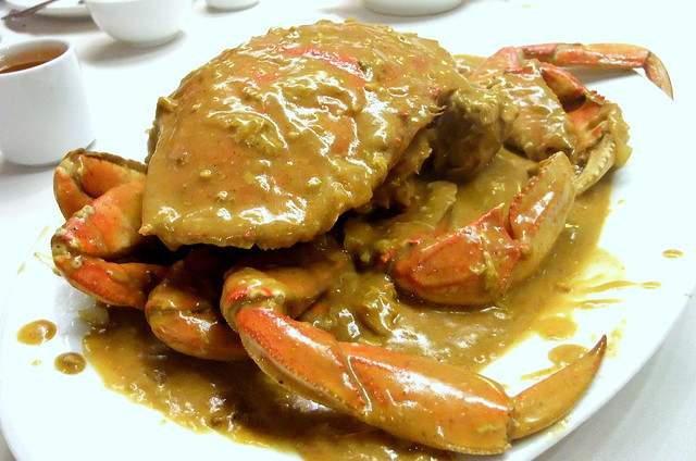 Curry Crabs