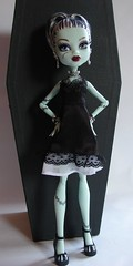 (Laila X) Tags: monster high dolls frankie stein mattel