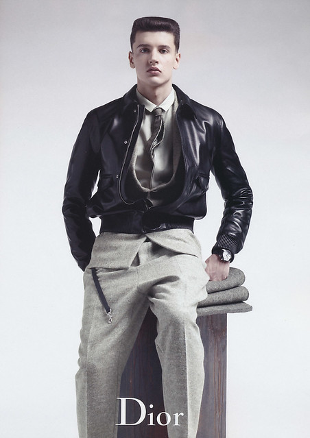 Oleg Antosik5001_Dior Homme FW10-11 Campaign(LEON107_2010_09)