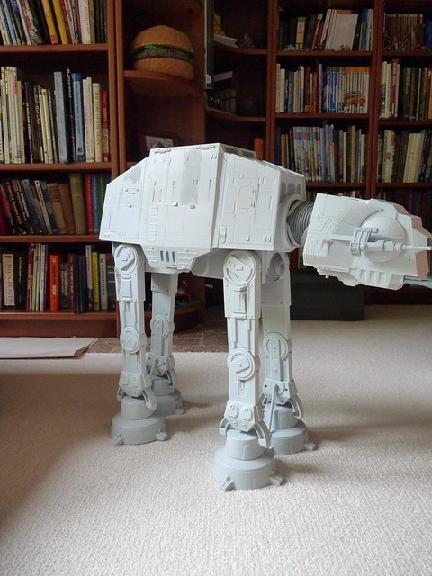 AT-AT repaint before