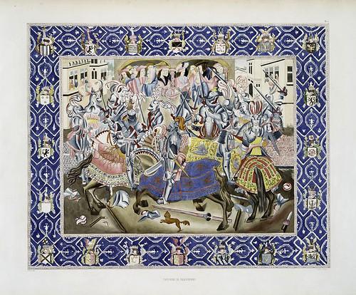 006- Tapiceria de Valenciennes-Les anciennes tapisseries historiées…1838- Achille Jubinal