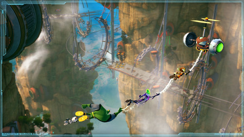Ratchet and Clank: All Ratchet and Clank: All 4 One [Gamescon 2010] One