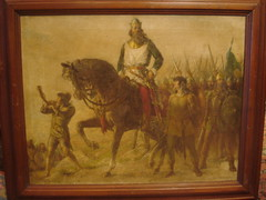 "C. 1900, Oil of Charlemagne • <a style=""font-size:0.8em;"" href=""http://www.flickr.com/photos/51721355@N02/4902431806/"" target=""_blank"">View on Flickr</a>"