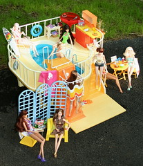 poolparty164 (Lisa/Alex's doll) Tags: summer pool face fashion lady costume spring model dolls nu erin dream ken barbie like harley patio barbecue future poppy giselle drama behavior bound davidson making royalty parker colette forward eugenia endless perk misaki luchia nuface
