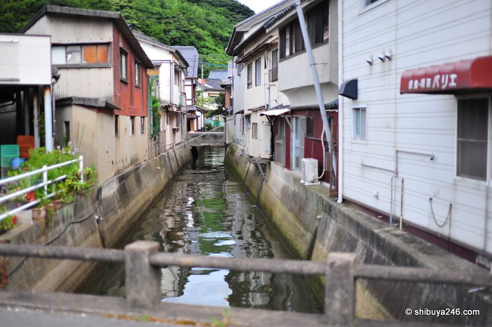 Side street in Yobuko