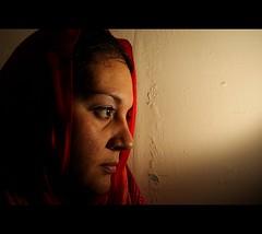 Desde el silencio (Aome_art) Tags: mujer retrato autoretrato rostro