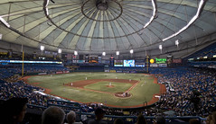 Tropicana Field Panorama