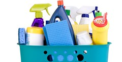 toxic cleaning products, household cleaning products