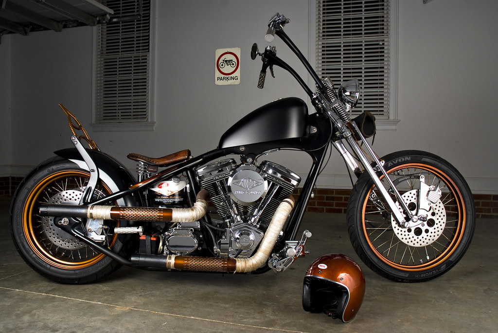Whose Motorcycle is this?