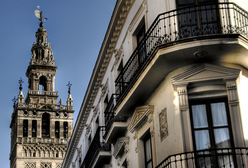Seville. Giralda. Sevilla