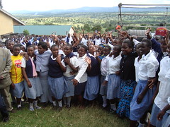 Kenya Water Project: Kilgoris Girls' School