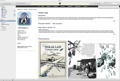 Pedlar Lady - iPad App description