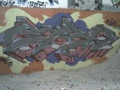 Ensoe (Grimey  Trains) Tags: street canada art vancouver graffiti bc piece burner bh ensoe nwk bhg