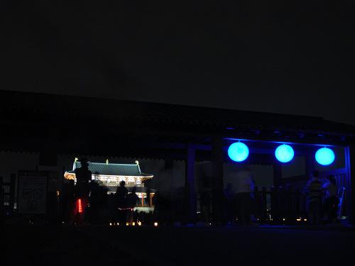 平城宮跡夏季フェア「光と灯りのフェア」-13