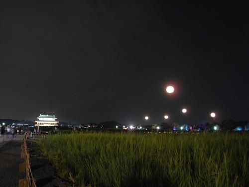 平城宮跡夏季フェア「光と灯りのフェア」-06