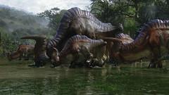 100821(1) - 捲土重來的科幻電影《阿凡達:特別版》公開最新巨獸的造型劇照!(1/2)