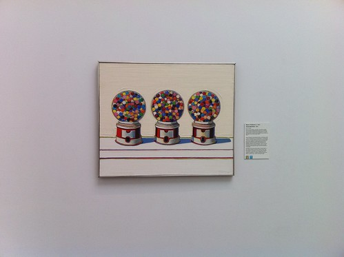 Wayne Thiebaud.
